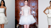 Short Wedding Dresses for Sale on PreOwnedWeddingDresses.com