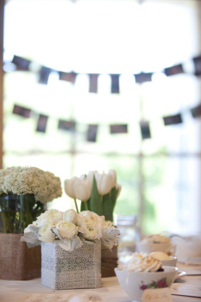 Bridal Shower For Second Wedding
