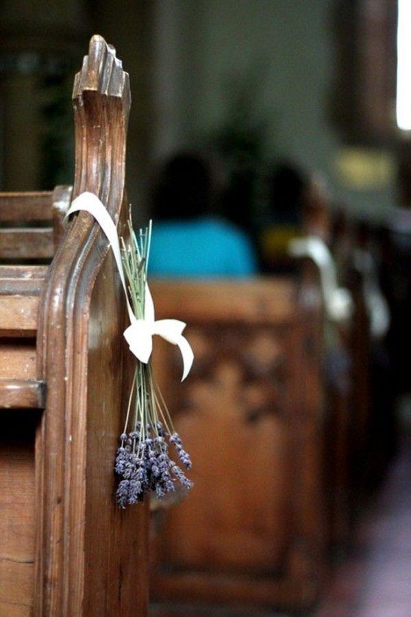 wedding decorations church
