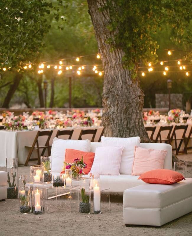 Simple 2nd Wedding Ideas: Reception Ideas For A Second Wedding
