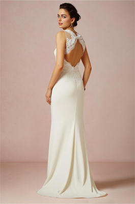 Bhldn Wedding Dress For On Preownedweddingdresses
