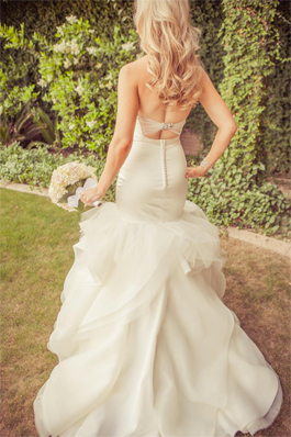 Hayley Paige Leighton on PreOwnedWeddingDresses.com
