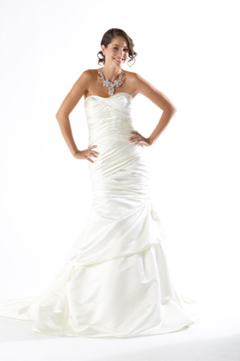 Kirstie Kelly Tiger Eye for sale on PreOwnedWeddingDresses.com