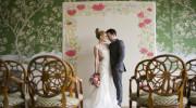 10 Unique Wedding Ceremony Backdrops | PreOwnedWeddingDresses.com