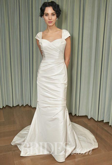 Silk Wedding Gowns