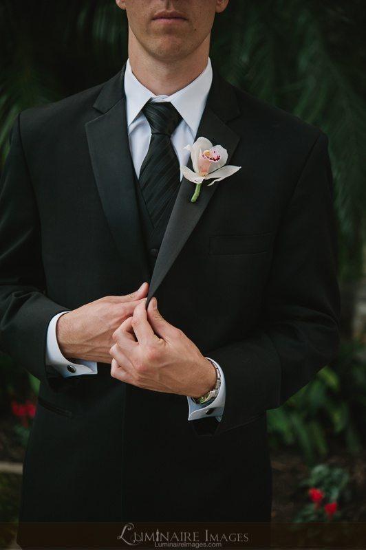 vow renewal suit groom