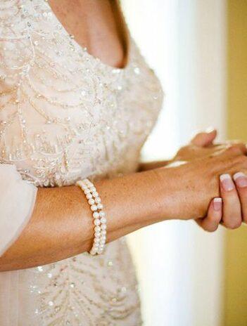 older bride getting married