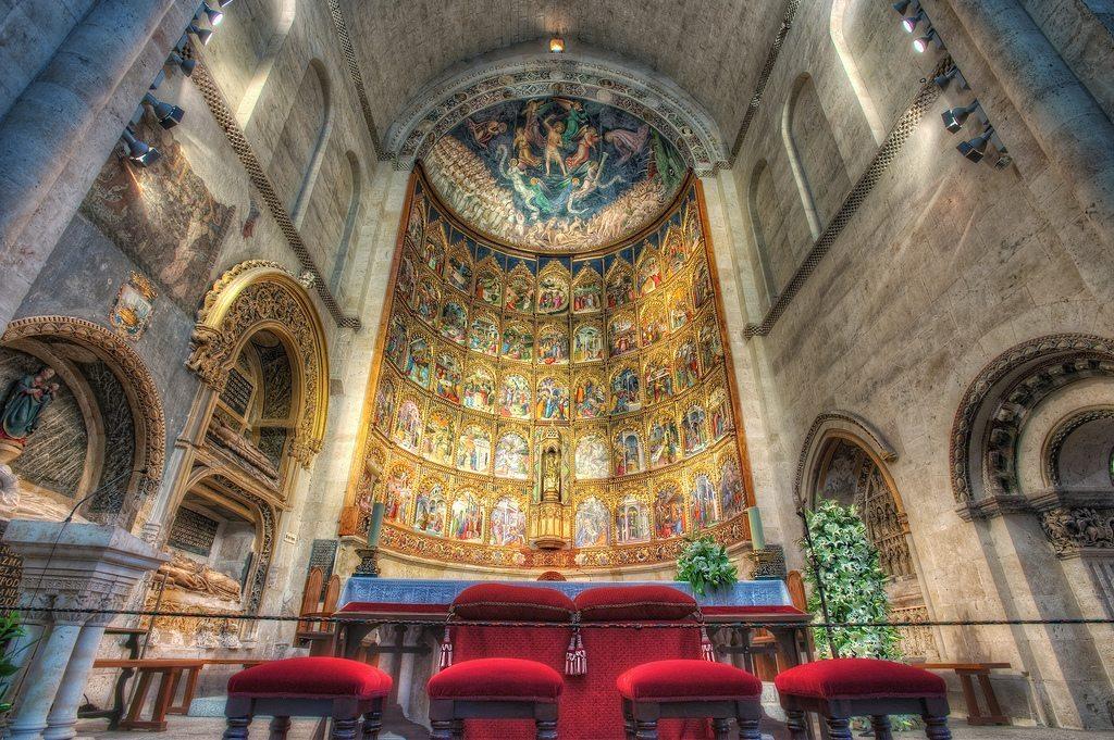 renewing vows at catholic church/