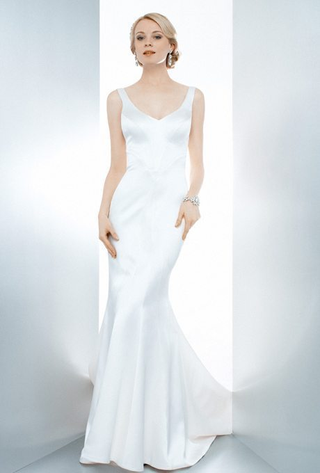I do take two silky bridal gowns for the second time around for Second time around wedding dresses