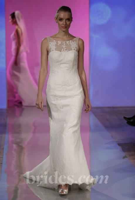 Preppy Wedding Dresses for Older Brides