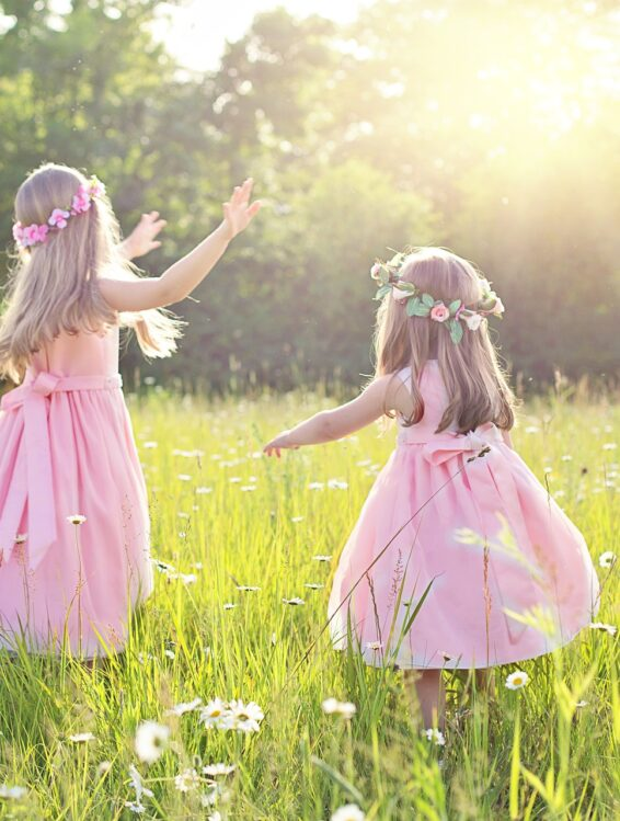 Special Dances For Step-Kids At A Second Wedding