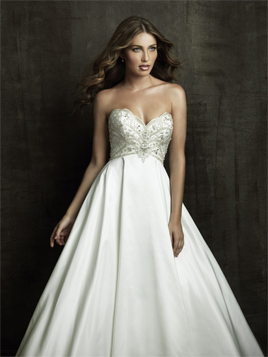 Allure Bridals 8811 for sale on PreOwnedWeddingDresses.com