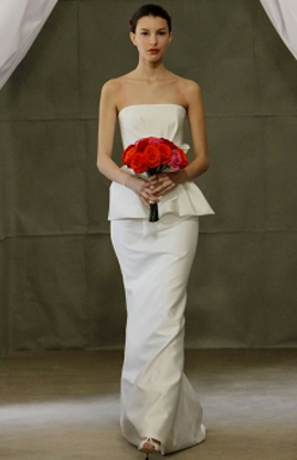 Carolina Herrera Isis for sale on PreOwnedWeddingDresses.com