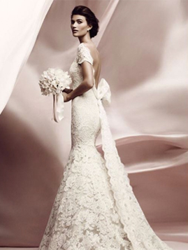 Ines di Santo Lissome for sale on PreOwnedWeddingDresses.com