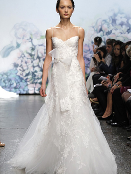 Monique Lhuillier Cherish for sale on PreOwnedWeddingDresses.com