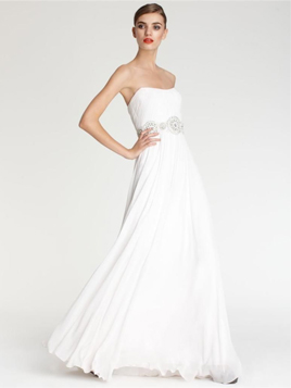Theia for sale on PreOwnedWeddingDresses.com