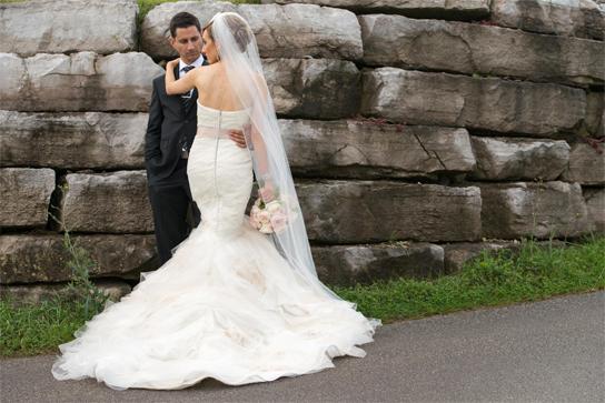 Vera Wang Gemma | Real Brides | PreOwned Wedding Dresses