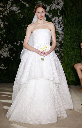 Carolina Herrera Emma for sale on PreOwnedWeddingDresses.com