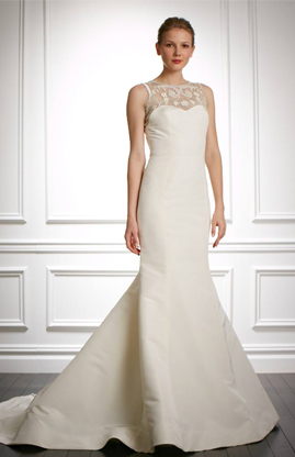 Carolina Herrera Juliet for sale on PreOwnedWeddingDresses.com