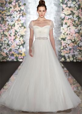 Martina Liana 520 wedding dress for sale on PreOwnedWeddingDresses.com