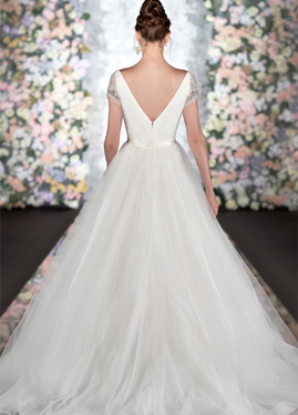 Martina Liana 520 wedding dress