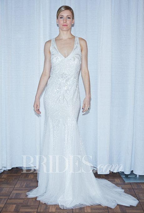 Sparkly Wedding Gowns