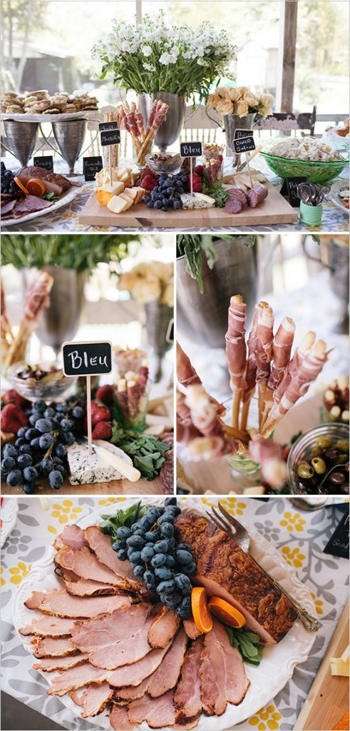 catering ideas for wedding