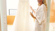 Dennis Basso wedding dresses