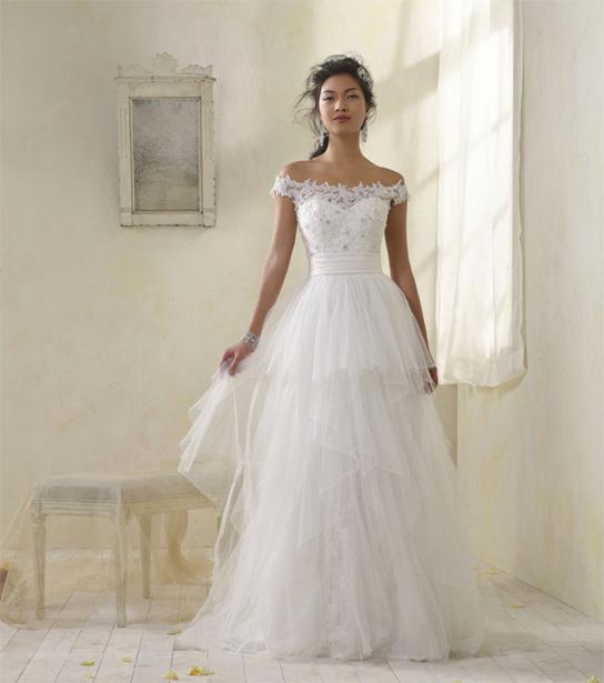 Alfred Angelo 8506 wedding dress
