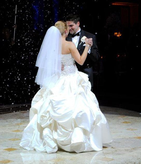 Baracci wedding dress for sale on PreOwnedWeddingDresses.com