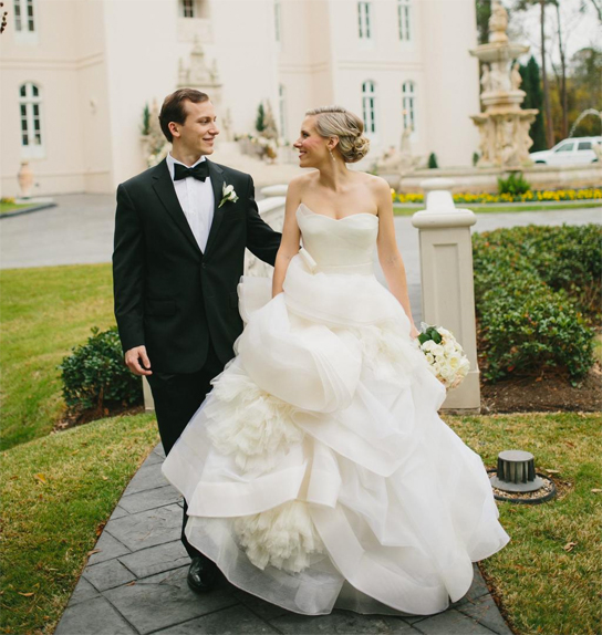 Vera Wang Katherine For Sale On PreOwnedWeddingDresses
