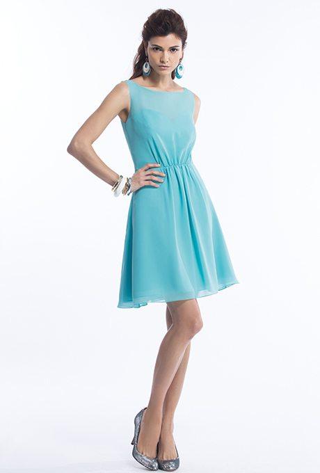 Colorful Vow Renewal Dresses