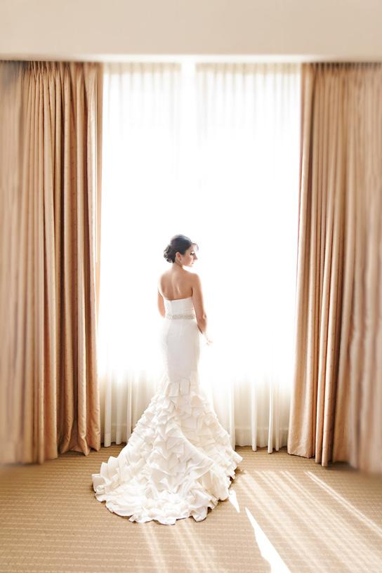 Wedding Dresses For Rent In San Jose Ca : De la renta real wedding inspiration preowned dresses