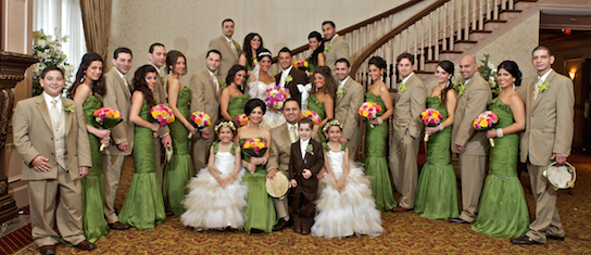 Real Wedding   PreOwnedWeddingDresses.com