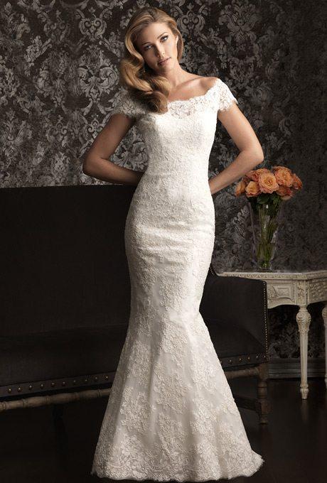 gorgeous second wedding dresses