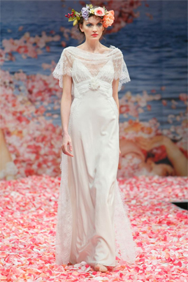 Claire Pettibone Sonnet for sale on PreOwnedWeddingDresses.com