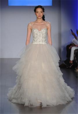 Lazaro Spring 2015 Bridal