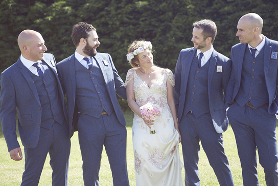 PreOwnedWeddingDresses.com Real Weddings | Natalie J Weddings Photography