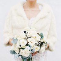 Winter Wedding Bouquets