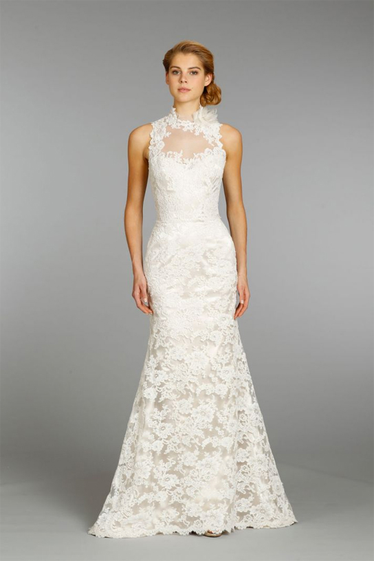 Jim Hjelm 8363 wedding dress