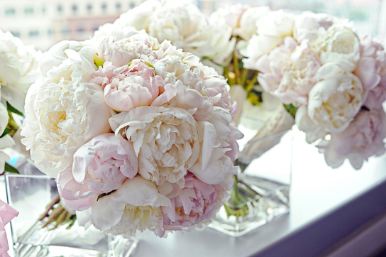 Pretty Peony Ideas | PreOwnedWeddingDresses.com