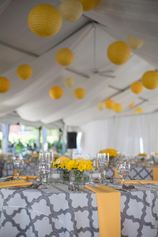 Wedding Pops of Color | PreOwnedWeddingDresses.com
