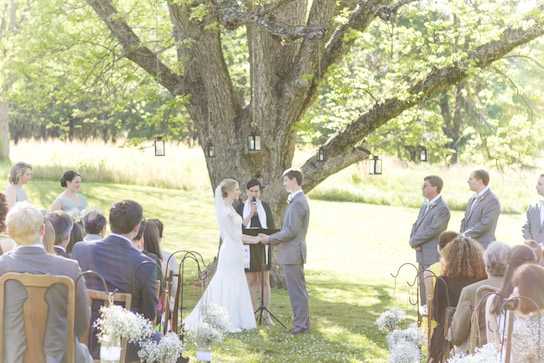 Lela Rose The Farm Real Wedding Inspiration Preowned
