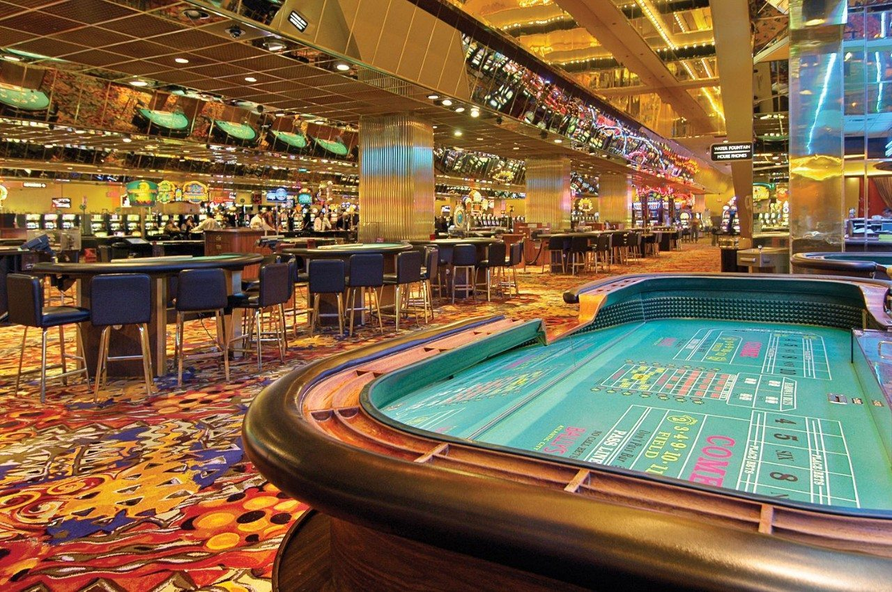 About Las Vegas Casino Games - MGM Resorts