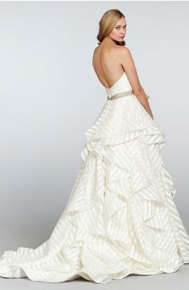Hayley Paige Guindon wedding dress