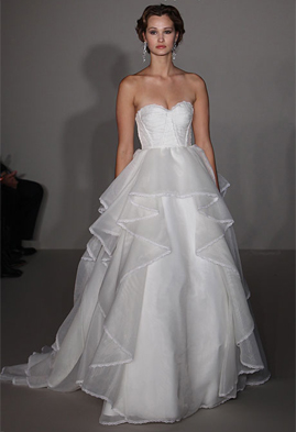 Win your wedding dress preowned wedding dresses hayley paige hp6205 wedding dress junglespirit Image collections