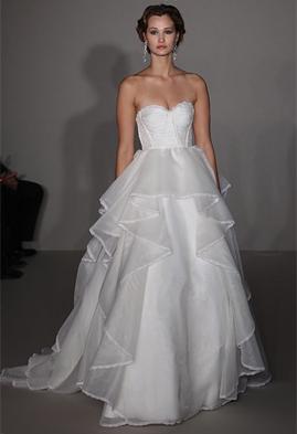Hayley Paige HP6205 wedding dress