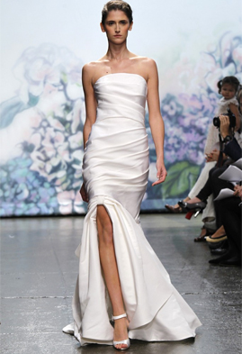Monique Lhuillier Honor wedding dress