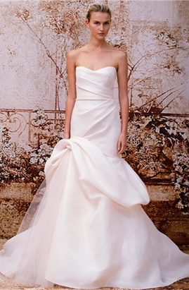 Monique Lhuillier Madison wedding dress