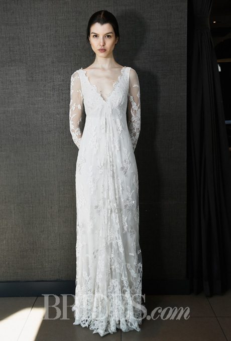 Subtle, Subdued Vintage Wedding Gowns for your Second Walk Down the ...